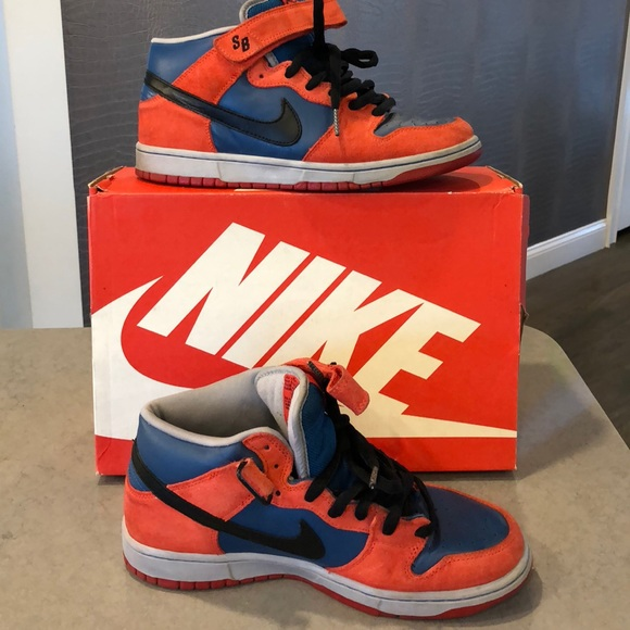 newest collection d1b72 4805e Limited edition Spider-Man Nike SB. M5ab8232a077b970d0833010a